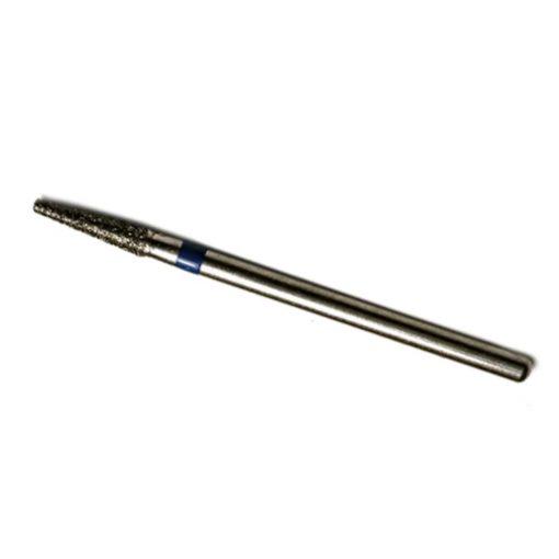 Алмазная фреза для аппаратного маникюра M422, диаметр - 2.7 мм, высота - 10.1 мм