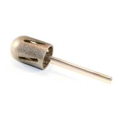 Колпачок фреза алмазная для педикюра Twister F 16 мм